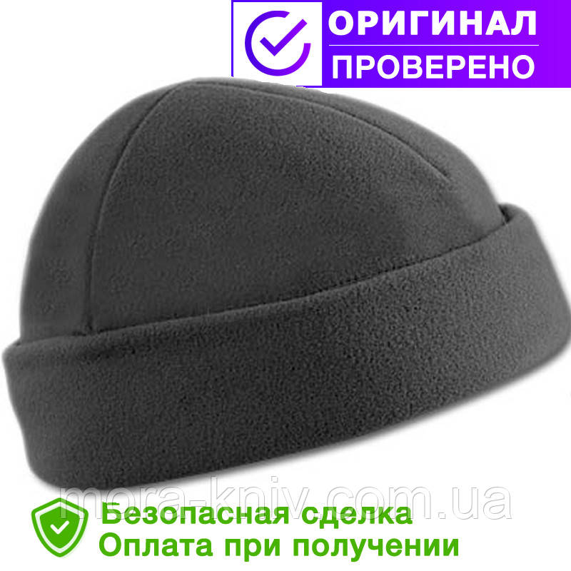 Шапка флисовая (под шлём) Helikon Watch Cap Black (CZ-DOK-FL-01)