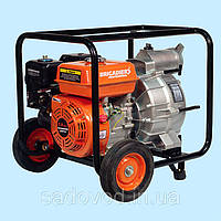 Мотопомпа бензиновая БРИГАДИР PROFESSIONAL WP-3TG (45 м3/час)