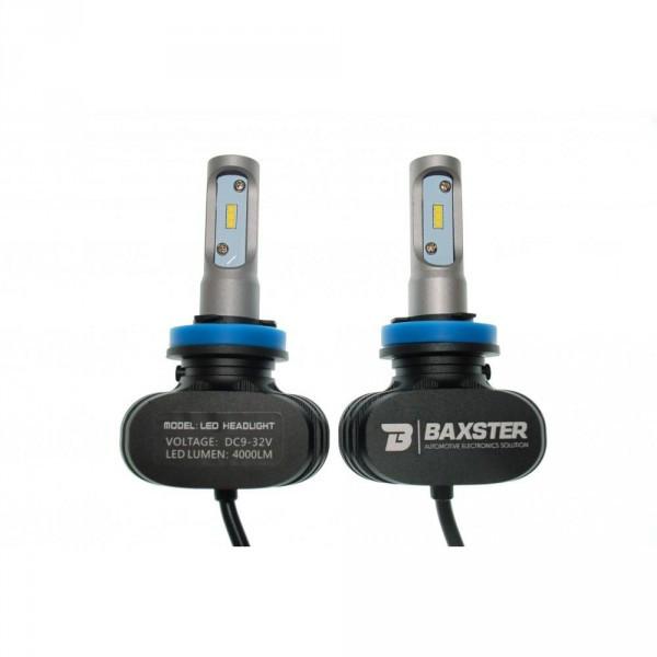 Светодиодные лампы Baxster S1 H8 6000K