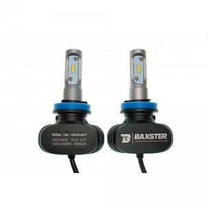 Светодиодные лампы Baxster S1 H8 6000K, фото 2