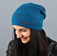 Женская вязаная шапка LaVisio