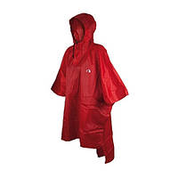 Накидка-пончо Tatonka Poncho 2 M-L Red TAT 2800.015, фото 1
