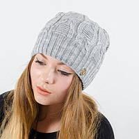 """Вязаная женская шапка """"Sveta"""""""