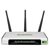 Беспроводный маршрутизатор TP-Link TL-WR940N  300Mbps(Распродажа!!!) (Wi-Fi) N router(3-Antena)