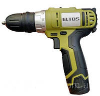 Шуруповерт аккумуляторный Eltos 12M Li DFR (съемный патрон), фото 4