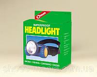 Налобный водонепроницаемый фонарь Coghlan's Waterproof Headlight