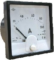 Амперметр Э-8030 - 80*80 мм