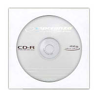 Диск CD-R  Esperanza;VIDEX 700Mb/80min 52-x    в конверте