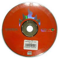 Диск CD-R  Videx   700Mb/80min 52x (bulk 10)
