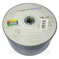 Диск Esperanza  4.7Gb - 16x  (bulk  50) DVD-R