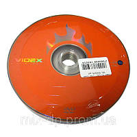 Диск Videx  4,7Gb  - 16x  (bulk 10)  DVD-R