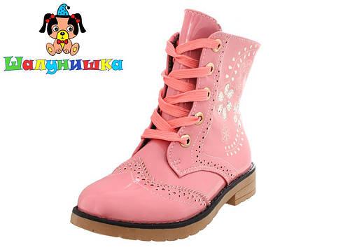e11fed261 Детские демисезонные ботинки Шалунишка на девочку Размер 25-30: продажа,  цена в Одессе. демисезонная детская и подростковая обувь от