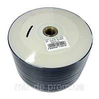 Диск Videx  4,7Gb -16x  (bulk 50)    DVD+R  Printable Glossy