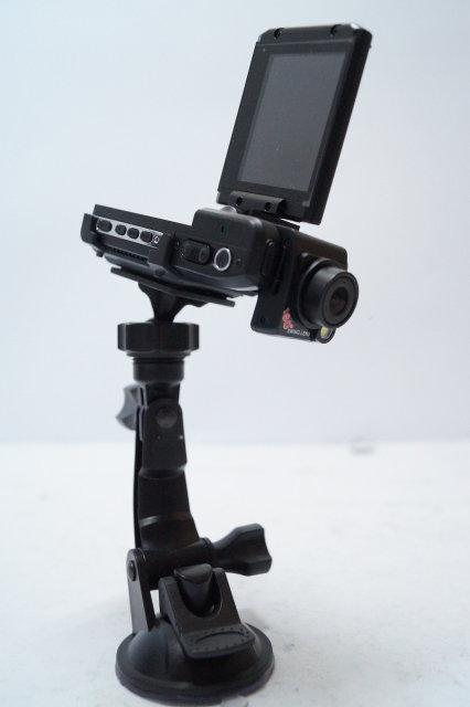 Автомобильный видео регистратор F900 c GPS навигатором
