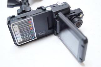 Автомобильный видео регистратор F900 c GPS навигатором, фото 3