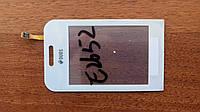 Тачскрин  для SAMSUNG E2652 Champ Duos белый
