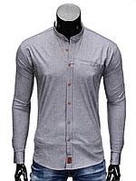 Мужская Рубашка R353 M, Черный