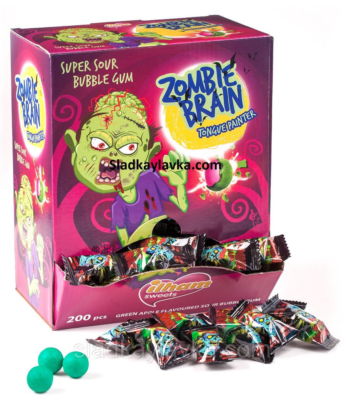 Жевательная резинка  Zombie  200 шт (ILHAM)