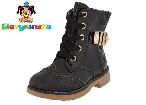 608b4130c Детские демисезонные ботинки Шалунишка на девочку Размер 25-30: продажа,  цена в Одессе. демисезонная детская и подростковая обувь от