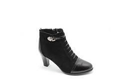 Кожаные ботинки Battine B469