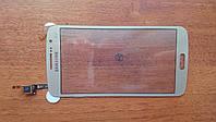 Тачскрин для SAMSUNG G7102 Galaxy Grand 2 Duos G7106 золотистый