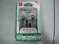 Наушники   (Китай) Sony  588 вакуумные
