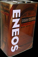 Моторное масло Eneos 5W40 SM Синтетика 4литра