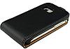Чехол для Samsung Galaxy S Advance i9070 - HPG leather flip, фото 4