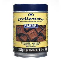 Концентрат (Delipaste) Шоколад, Fabbri 1905, Iталія - 1,2 кг.