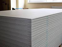 Гипсокартон стеновой PLATO 12,5 мм 120x250 см