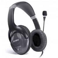 Наушники с микрофоном Sven GD-900MV(AP-670MV) с рег. громкости( black )