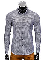 Мужская Рубашка R358 M, Черный
