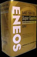Моторное масло Eneos 5W50 4литра
