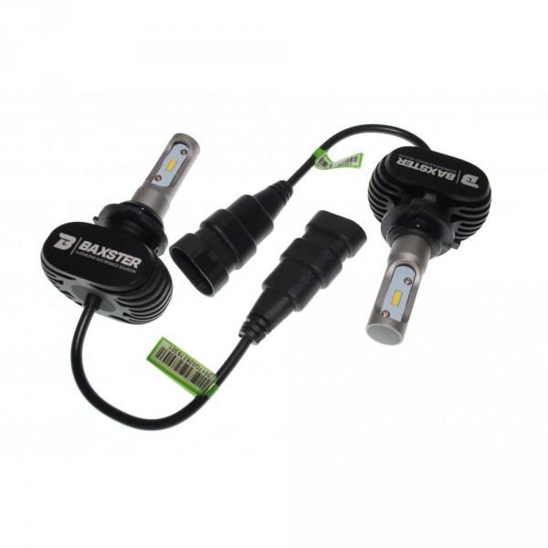 Светодиодные лампы Baxster S1 HB4 5000K