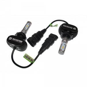 Светодиодные лампы Baxster S1 HB4 5000K, фото 2