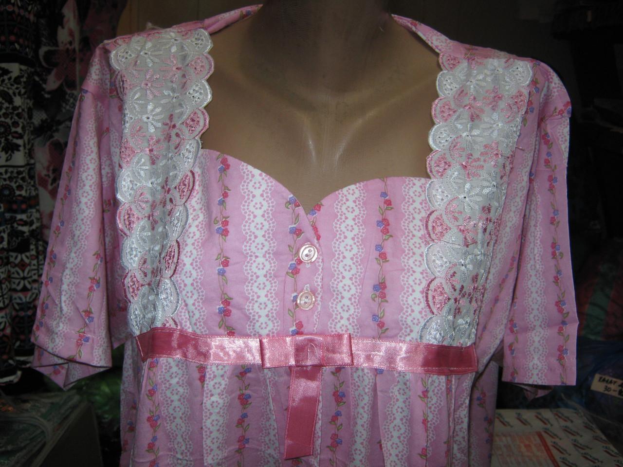 743fa6be4f2ec9a Ночная рубашка большого размера рукав SENTINA: продажа, цена в ...
