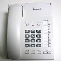 Телефон   Panasonic  KX-TS2382UAW (белый) с индикатором звонка