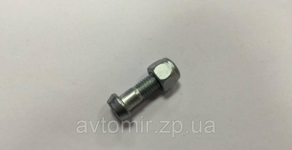 Болт кардана Ваз 2121,21213,21214,Нива в сборе (гайка с/к) (8х26х1,25) Россия