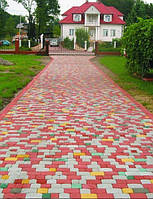 Тротуарная плитка Старый город 30 мм