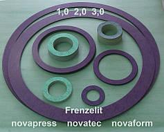 Различные условия применения определяют выбор материала. Немецкая фирма Frenzelit выпускает материалы для всех отраслей промышленности.