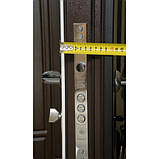 Входные двери Прайм черно/белая Элит Very Dveri, фото 4