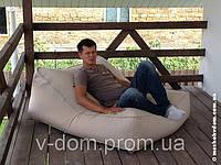 Кресло-диван из искусственной кожы