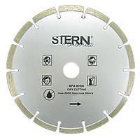 Алмазный диск ТМ «STERN» сегмент Ф115