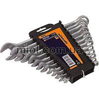 Miol Набор ключей рожково-накидных комбинированных 51-710(HT-1203) CRV 12шт пластик