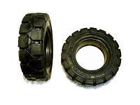 15x4 1/2-8 Цельнолитые шины для вилочных погрузчиков - ADDO