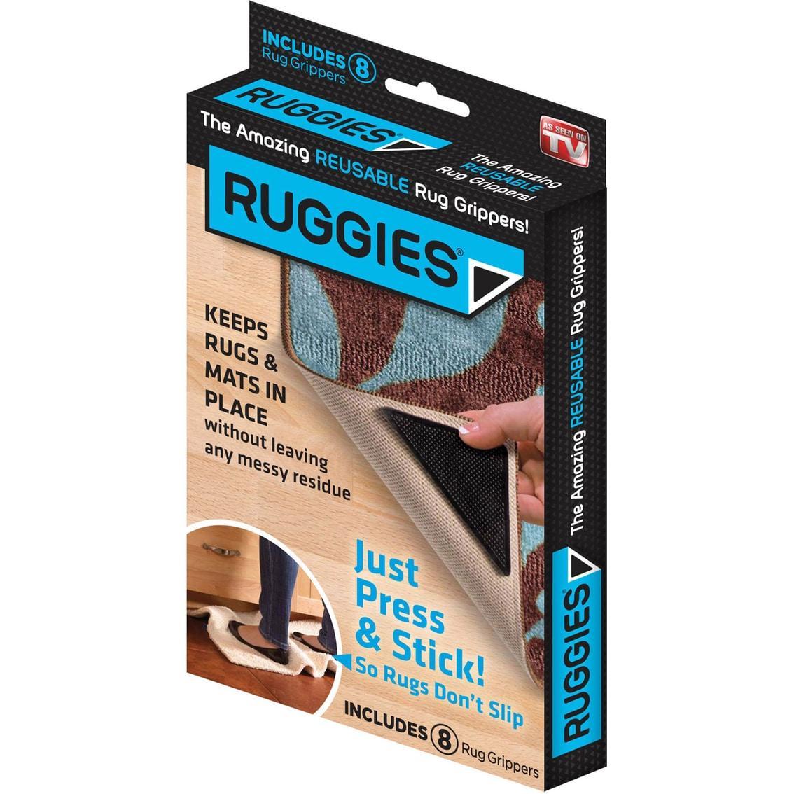 Силиконовый держатель для ковров Ruggies Rug Grippers