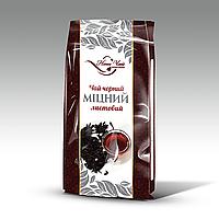 Чай черный Крепкий листовой 80 гр