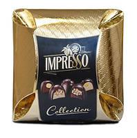 """Подарочный набор шоколадных конфет """"Impresso"""" 221гр"""