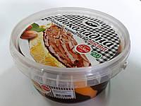 Шоколадно-ореховая паста Апельсин ТМ Галицкие традиции(г.Львов) 500гр