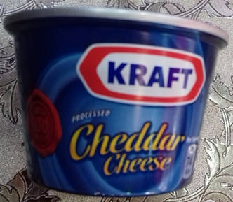 Сыр Чеддер Kraft 200 г